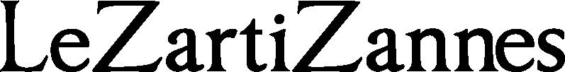 Logo LeZartiZannes